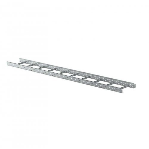Лоток лестничный 100х200 L3000 сталь 1.5мм HDZ ИЭК LLK2-100-200-M-HDZ