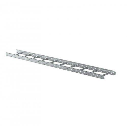 Лоток лестничный 600х100 L3000 сталь 1.2мм HDZ ИЭК LLK1-100-600-M-HDZ