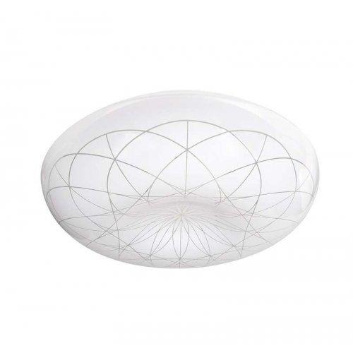 Светильник светодиодный бытовой настенно-потолочный PPB ASTRA 18Вт 4000К D330х100 IP20 JazzWay 5012004