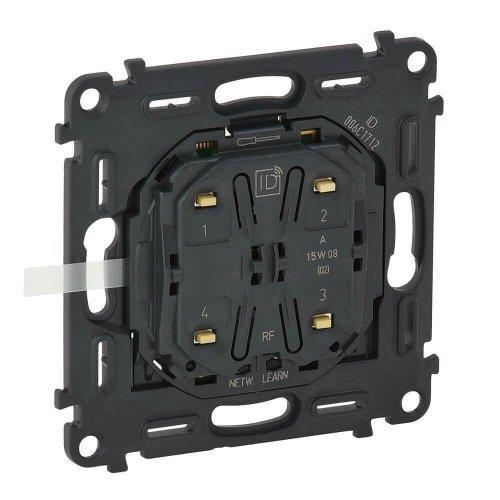 Устройство радиоуправляющее Valena In'matic MyHome Play Zigbee выключатель 4-сценарный Leg 752083