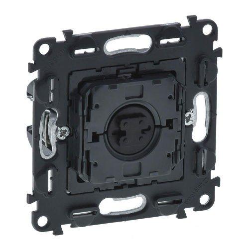Механизм выключателя управления кнопочный Valena In'matic для жалюзи и рольставней 6А 250В безвинт. зажимы Leg 752030