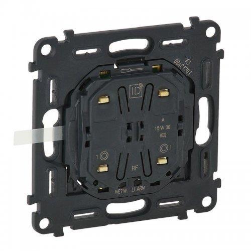 Устройство радиоуправляющее 1-кл. Valena In'matic MyHome Play Zigbee для управления освещением On/Off Leg 752081