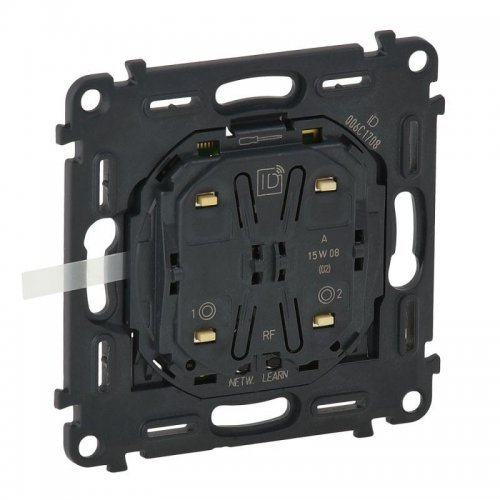 Устройство радиоуправляющее 2-кл. Valena In'matic MyHome Play Zigbee для управления освещением On/Off Leg 752082