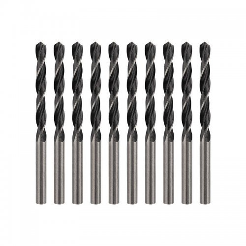 Сверло по металлу 2.5мм HSS (уп.10шт) DIN 338 Rexant 91-0608