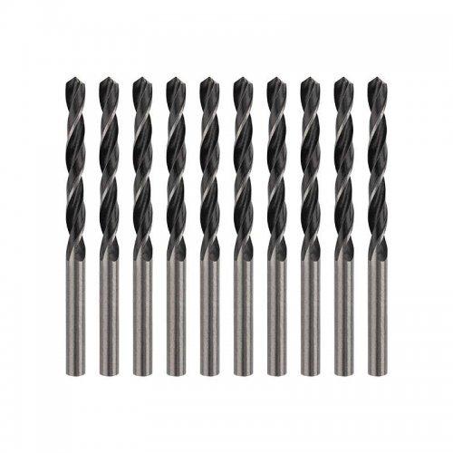 Сверло по металлу 4.5мм HSS (уп.10шт) DIN 338 Rexant 91-0617