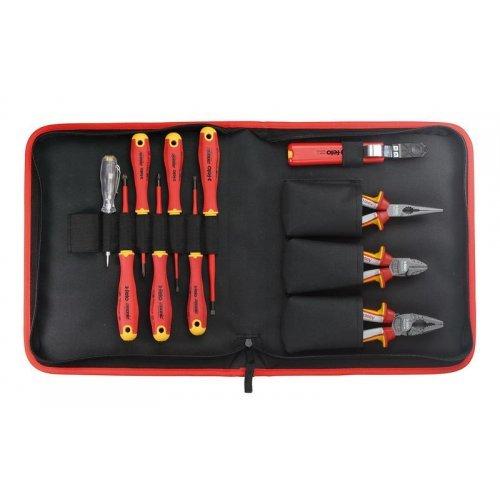 Набор диэлектрических инструментов E-Slim ERGONIC в сумке Felo 41381104