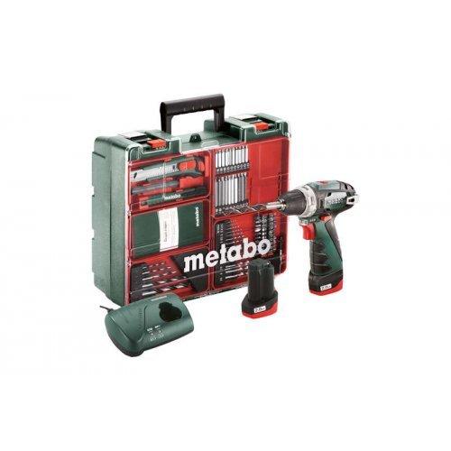 Винтоверт аккумуляторный PowerMaxx BS Basic Set 2х2.0Ач с наб.осн Metabo 600080880