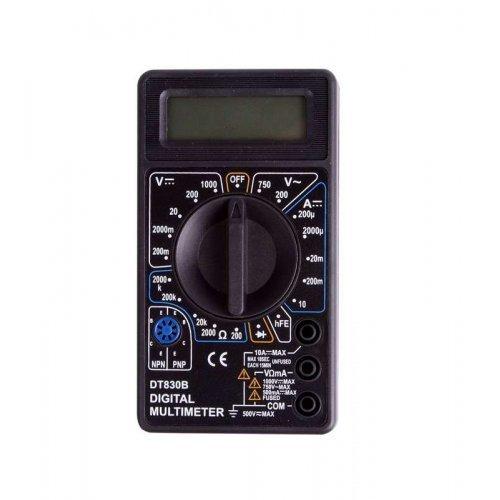 Мультиметр портативный M830B(DT830B) PROCONNECT 13-3011