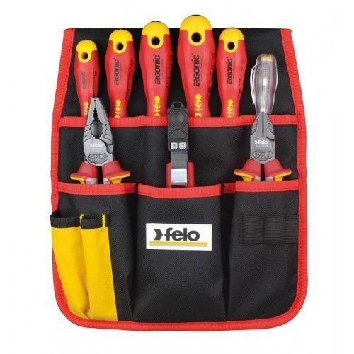 Набор диэлектрических инструментов Ergonic (уп.9шт) Felo 41399504