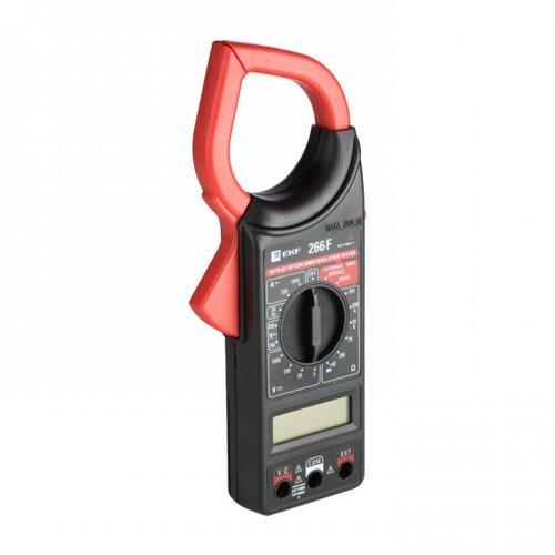 Клещи токовые цифровые 266F Master EKF In-180702-bc266F