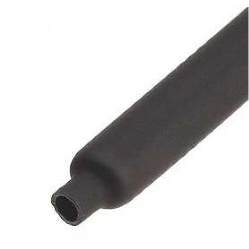 Трубка ТУТнг-80/40 черная (КВТ)
