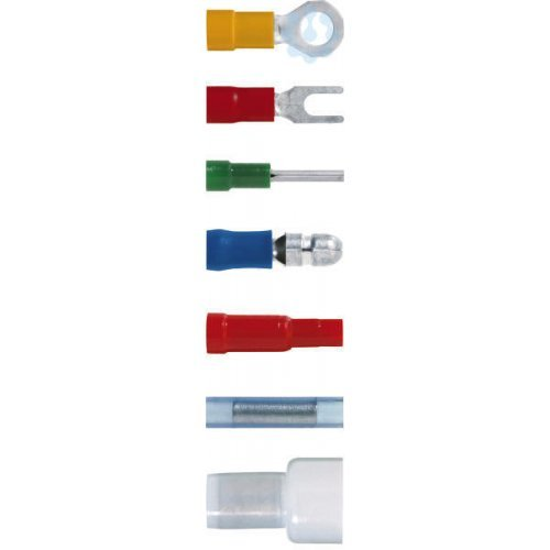 Наконечник RING CABLE LUGS L-RC 10 изолир. (уп.50шт) Lapp Kabel 63104380