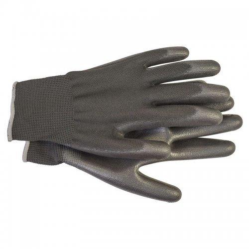Перчатки с полиуретановым покрытием размер 10 черн. (пара) HAUPA 120300/10