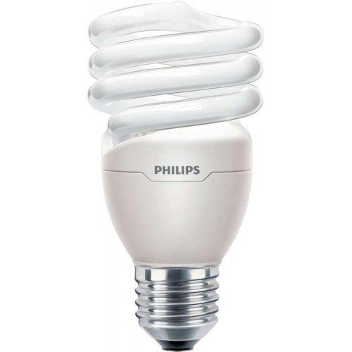 Лампа люминесцентная компакт. Tornado T2 8y 20Вт E27 спиральная 2700К WW PHILIPS 929689848313 / 871829166296900