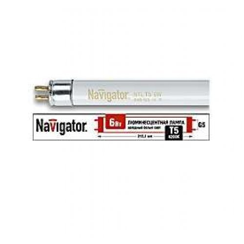 Лампа Navigator 94 106 NTL-T5-06-840-G5