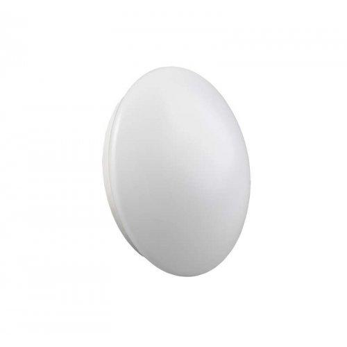 Светильник светодиодный ДПБ 1001 12Вт 4000K IP20 круг бел. ИЭК LDPB0-1001-12-4000-K01