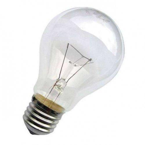 Лампа накаливания Б 60Вт E27 230-230В (верс.) Лисма 303393400303456600