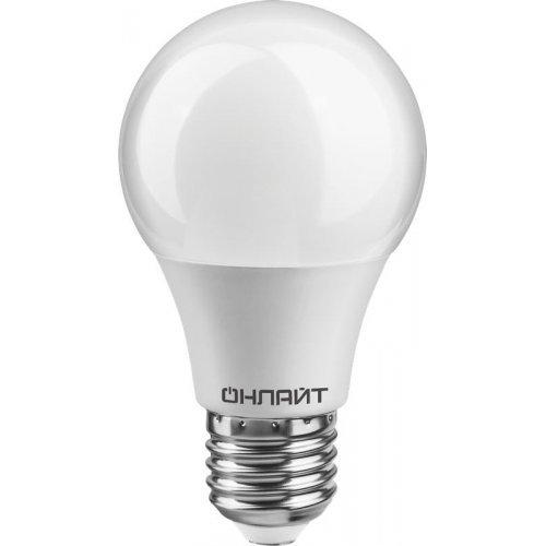 Лампа светодиодная 82 921 OLL-A60-15-230-4K-E27-PROMO ОНЛАЙТ 82921