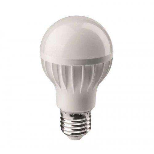 Лампа светодиодная 71 650 OLL-A60-10-230-4K-E27 10Вт грушевидная 4000К E27 820лм 176-264В бел. ОНЛАЙТ 71650
