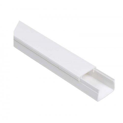 Кабель-канал 15х10 L2000 пластик ECOLINE ИЭК CKK11-015-010-1-K01