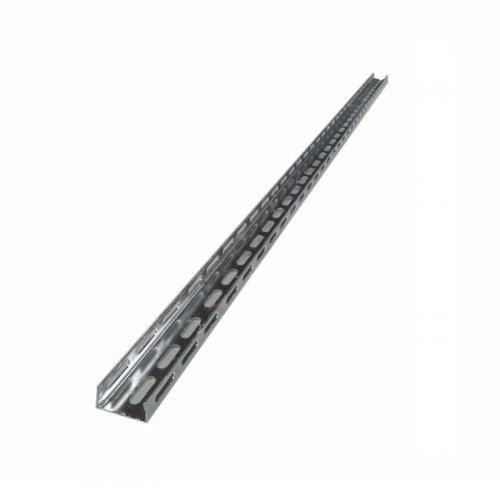 Профиль монтаж. К235 швеллер L2000 сталь 2.5мм цУТ1.5 гор. оцинк. СОЭМИ 111556621