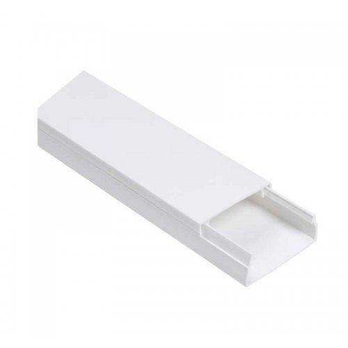 Кабель-канал 100х40 L2000 пластик ECOLINE ИЭК CKK11-100-040-1-K01
