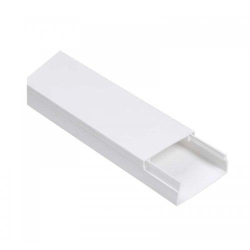 Кабель-канал 100х60 L2000 пластик ECOLINE ИЭК CKK11-100-060-1-K01