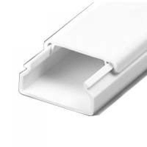 Кабель-канал 20х10 L2000 пластик с двойным замком УралПак КК-19020010-160