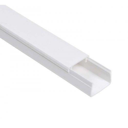Кабель-канал 25х25 L2000 пластик ECOLINE ИЭК CKK11-025-025-1-K01
