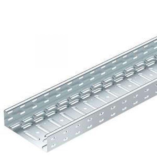 Лоток листовой перфорированный 300х60 L3000 сталь 0.7мм LKS 630 FS RU оцинк. OBO 6048918