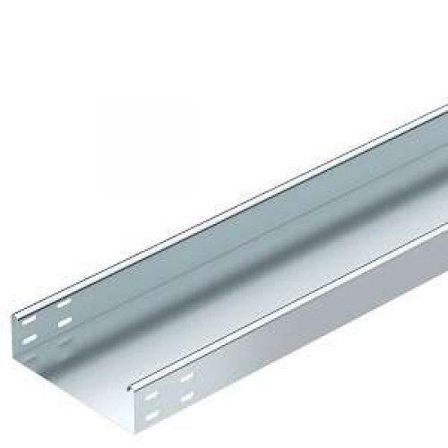 Лоток листовой неперфорированный 300х60 L3000 сталь 0.75мм LKSU оцинк. OBO 6048948