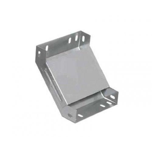 Угол для лотка вертикальный внутренний 90град. 100х50 с кр. ИЭК CLP1V-050-100
