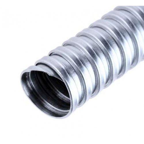 Металлорукав Р3-Ц 15 d15мм без протяжки (уп.50м) КХЭМ MR-15-50