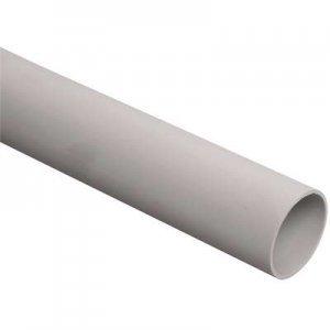 Труба гладкая жесткая ПВХ d32мм (дл.3м) ИЭК CTR10-032-K41-030I