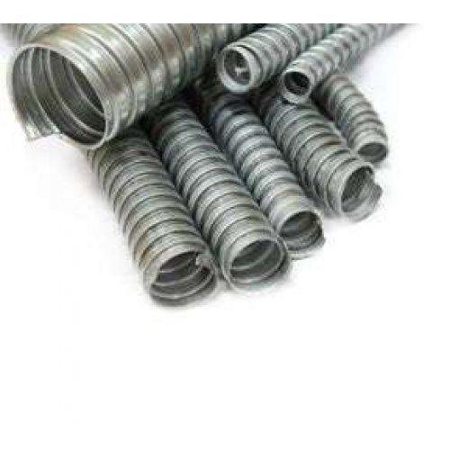 Металлорукав Р3-ЦХ 20 d20мм без протяжки (уп.50м) ЗЭТАРУС zeta42413