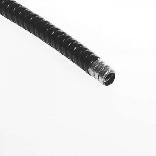 Металлорукав в ПВХ изоляции Р3-Ц-ПВХ-20 d20мм с протяжкой (уп.50м) Рувинил Р3-Ц-ПВХ-20