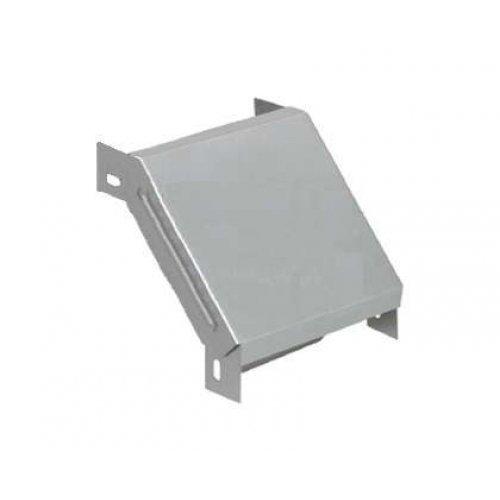 Угол для лотка вертикальный внешний 90град. 100х50 с кр. ИЭК CLP1N-050-100
