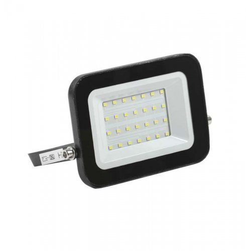 Прожектор светодиодный СДО 06-30 4000К IP65 черн. ИЭК LPDO601-30-40-K02