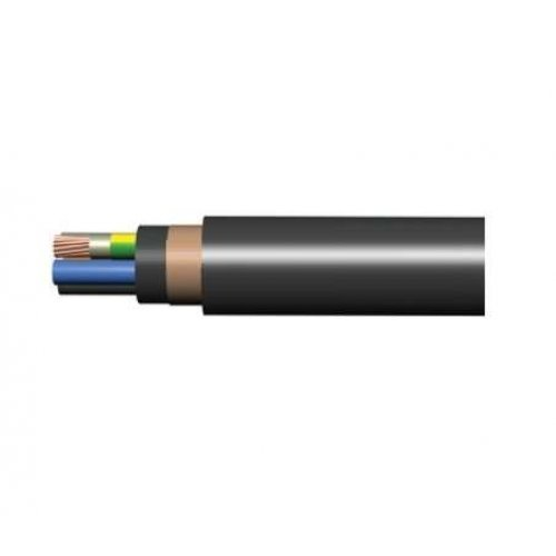 Кабель силовой ВВГнг(А)-FRLSLTx 5х10 (N. PE) -1 однопроволочный