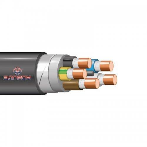 Кабель ВВГнг(А)-FRLSLTx 5х4 0. (N PE) 66кВ (м) Элпром НТ000005495