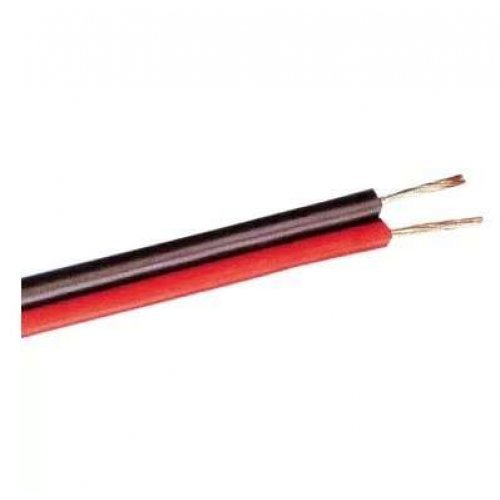 Кабель Stereo 2х2.5 Red/Black бухта (м) PROCONNECT 01-6108-6