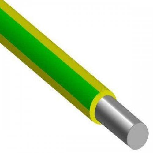 Провод ПАВ 10 Ж/З (бухта) (м) ЭлПром НТ000002501