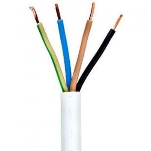 Провод ПВС 4х10 (м) ЭлектрокабельНН M0001012