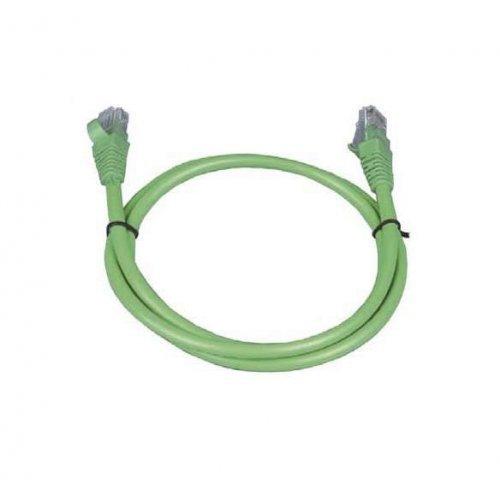 Патч-корд (коммутационный шнур) ITK категория 5Е UTP 1м серый