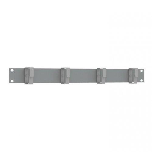 Органайзер кабельный 1U 4 кольца EKF ITACO4