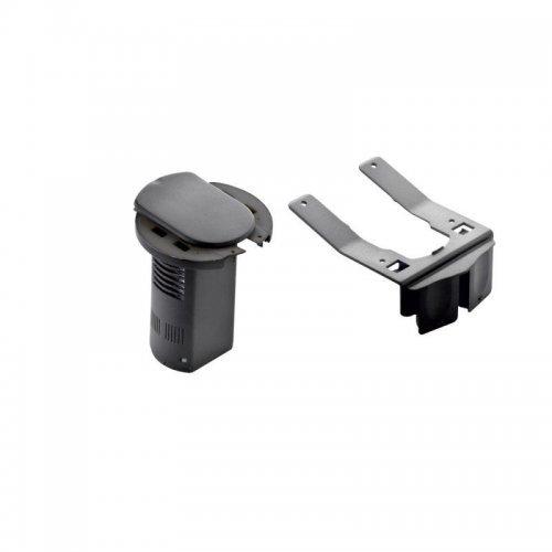 Органайзер настол. для 2К+З USB черн. Leg 054073