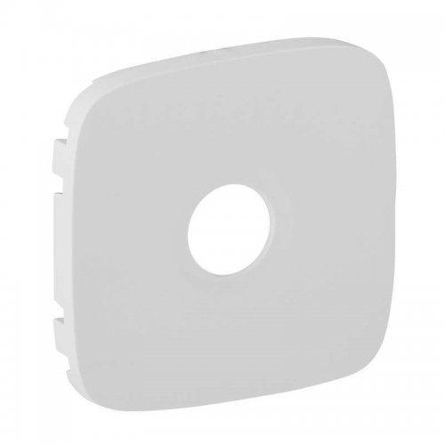 Панель лицевая Valena Allure для розеток TV бел. Leg 754765