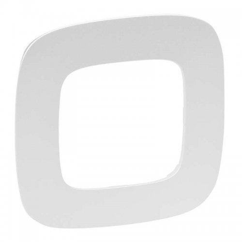 Рамка 1-м Valena Allure универсальная жемчуг Leg 754411