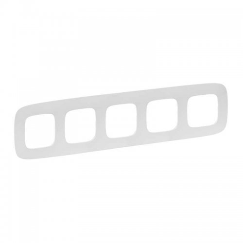 Рамка 5-м Valena Allure универсальная бел. Leg 754305