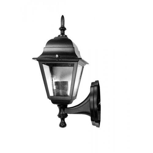 Светильник 4201 (НБУ 60Вт) 60Вт E27 IP43 улично-садовый черн. Camelion 2869